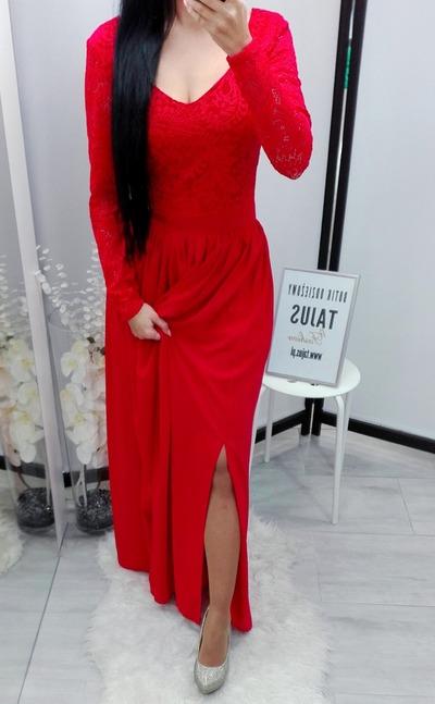 Sukienka Verbi Red