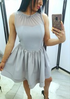 sukienka susa grey